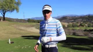 PGA Tour Driven Vlog San Diego Golfing! Jan 2, 2013