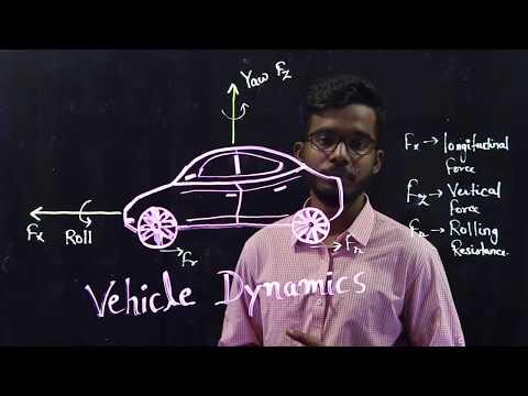 Vehicle Dynamics #DIYguru