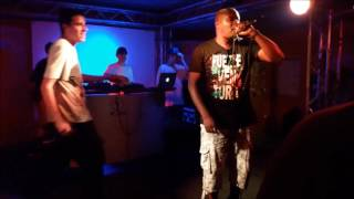 Shame vs July B Freestyle Paranormale al Barrio 39