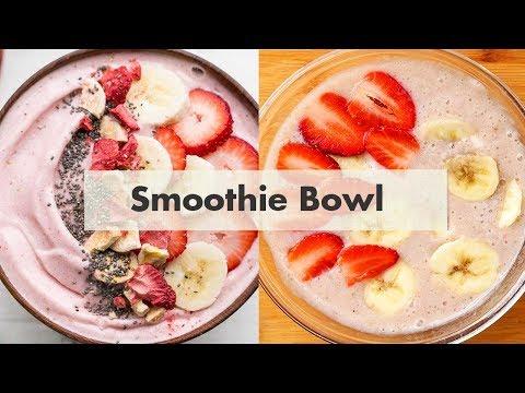 Cara Membuat Smoothie Bowl | Resep Smoothie Bowl