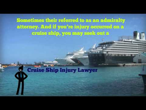 How can a lawyer help in maritime legal cases?