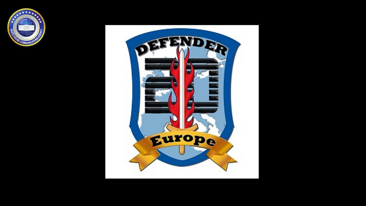 U.S. Army Europe Commanding General discusses COVID-19. MARCH 12, 2020