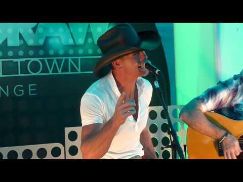Tim McGraw Fireman (George Strait Cover) VIP Lounge Cincinnati Ohio