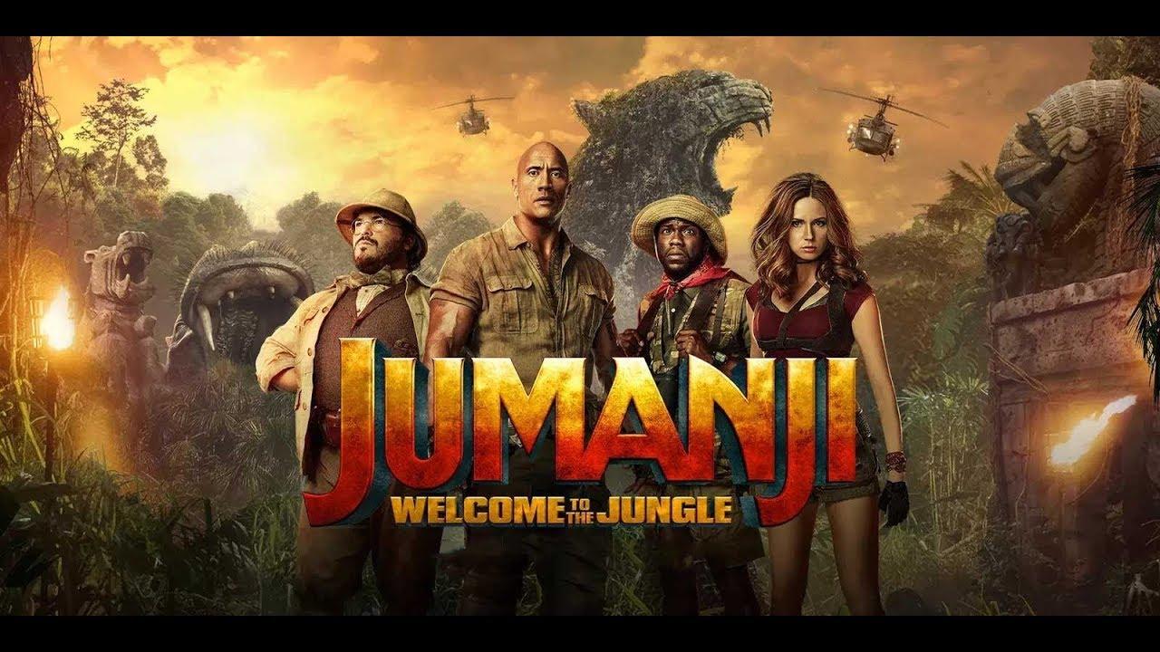 Jumanji Welcome To The Jungle 2017 Trailer Subtitrat In Limba Romana Youtube