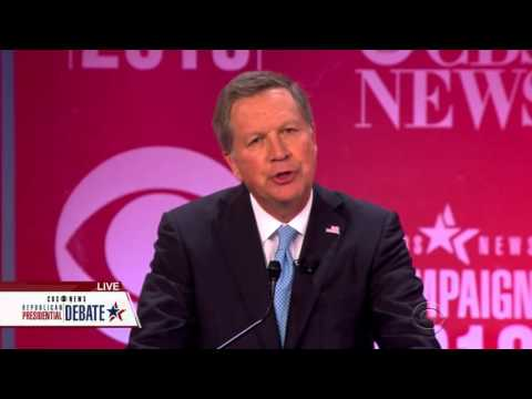 Kasich Is The Candidate Who Can Beat Hillary