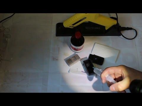 Ошибка при заправке картриджа HP или Canon. - YouTube