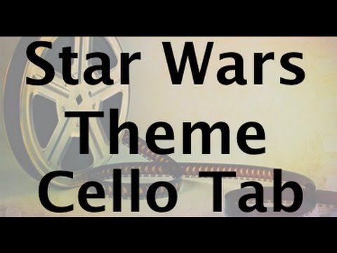 Learn Star Wars on Cello - How to Play Tutorial