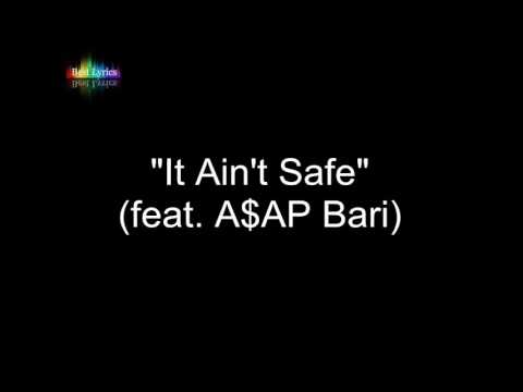 Skepta it ain't safe lyrics