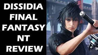 Dissidia Final Fantasy NT Review – A Huge Disappointment