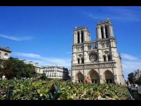 中美贸易战的开打 由巴黎圣母院联想到的圆明园,被付之一炬的原因竟然是这个决定