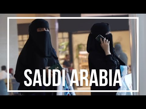 Crazy bans in Saudi Arabia and how they're changing now.