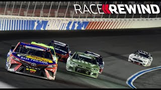 Race Rewind: NASCAR's longest race in 15 minutes | The Coca-Cola 600 from Charlotte Motor