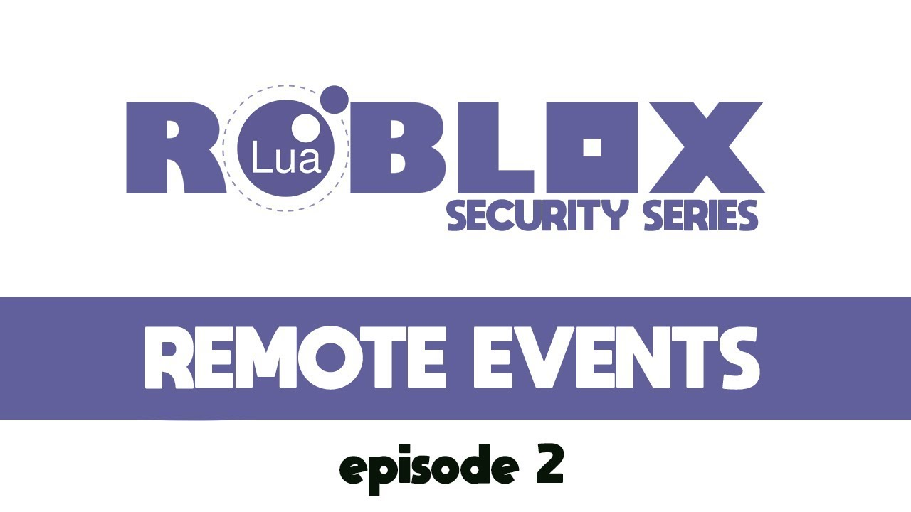 Roblox Security: Securing your Remotes (Shop System)