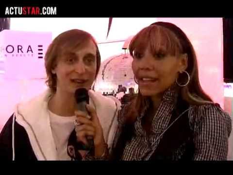 Cathy et David Guetta   interview