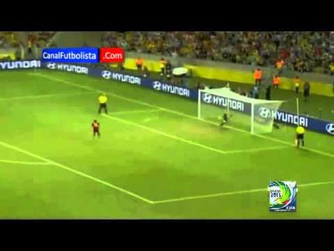 España vs Italia 0 - 0 (7 - 6 Penales) Copa Confederaciones 2013