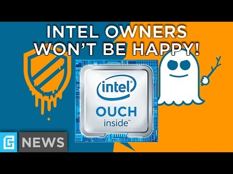 Your Intel PC Will Lose performance! - Meltdown & Spectre Exploits