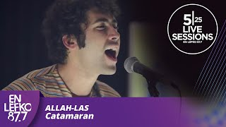 5|25 Live Sessions - Allah-Las - Catamaran