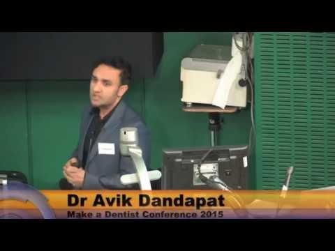 Dr Avik Dandapat - Lecture on Dental Implants to Dentists  - Harley Street-London & Berkshire