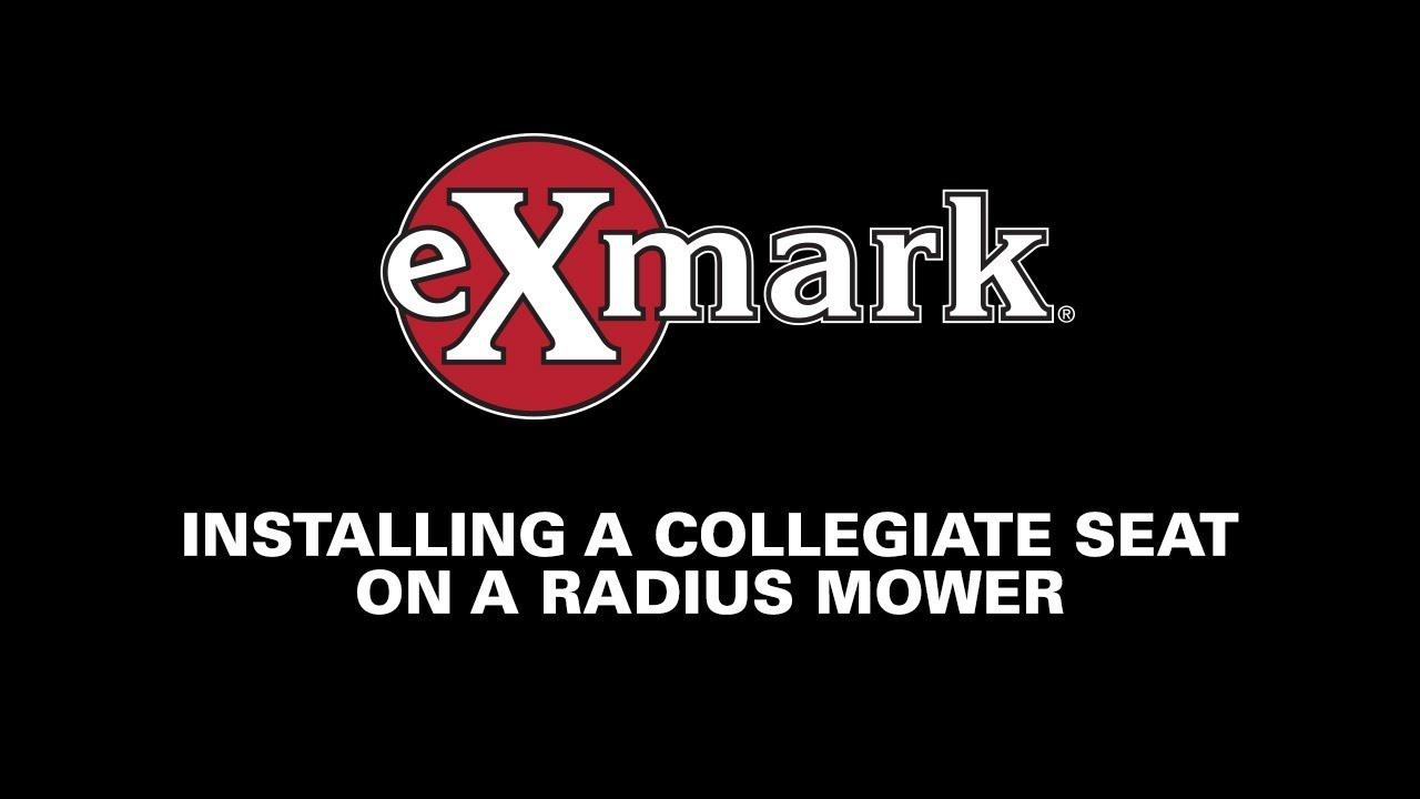 exmark wiring harnes [ 1280 x 720 Pixel ]