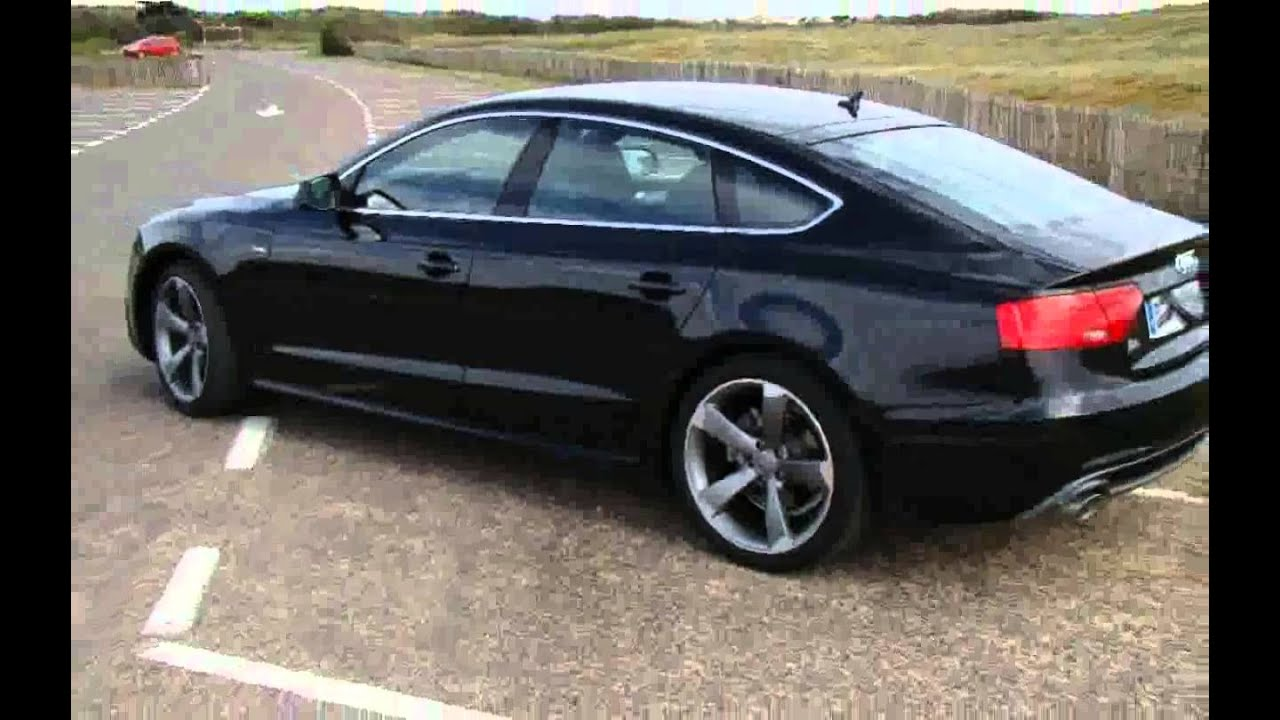 audi a5 sportback 3 0 tdi 204 cv s line edition im genes. Black Bedroom Furniture Sets. Home Design Ideas