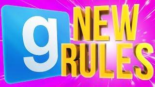 NEW RULE: NO RDM | GMOD TTT