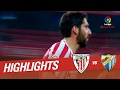 Resumen de Athletic Club vs Málaga CF (1-0)