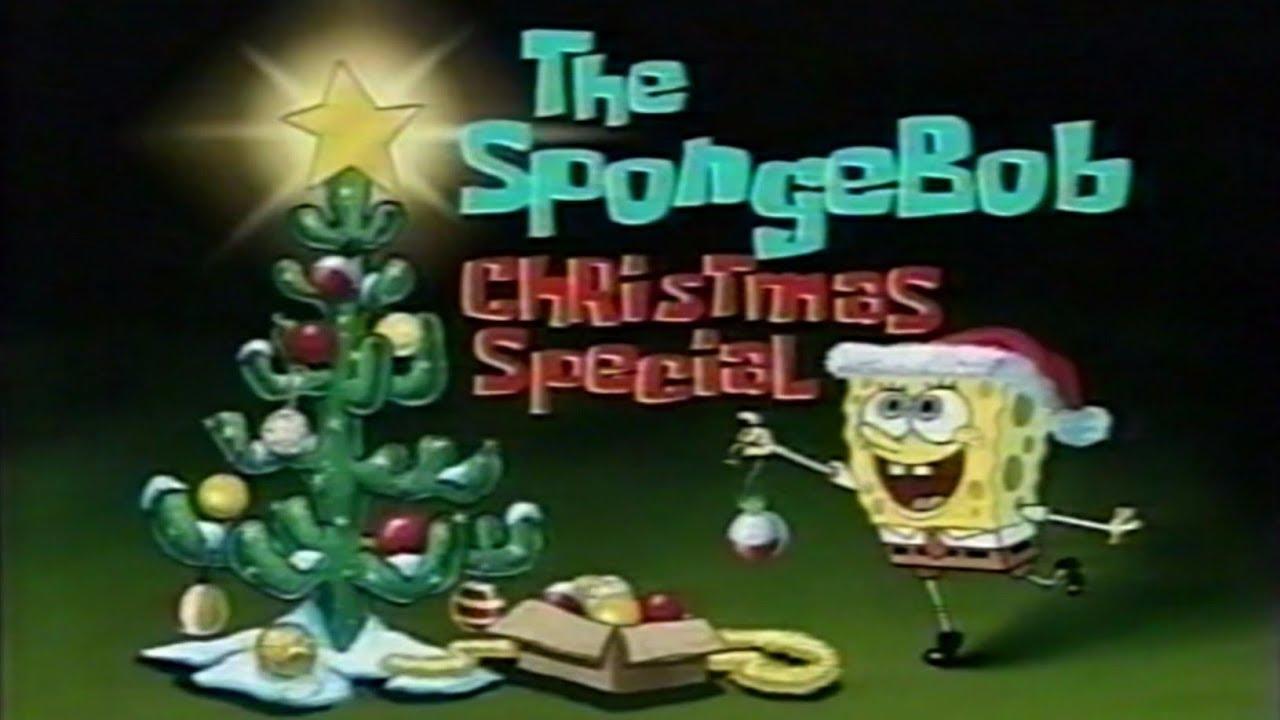 Spongebob Christmas Special.Ytv 2004 Spongebob Christmas Special Commercial Break