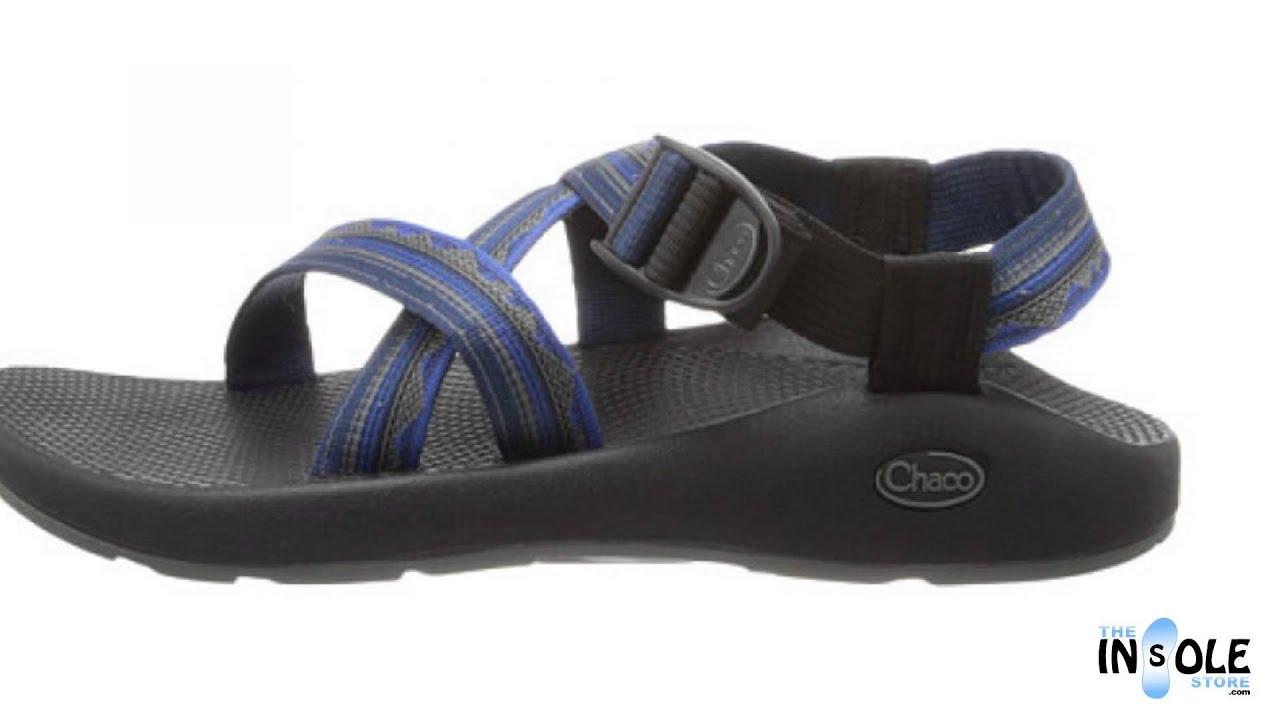 Chaco Z1 Vibram Yampa Range Sandals for Men @TheInsoleStore.com