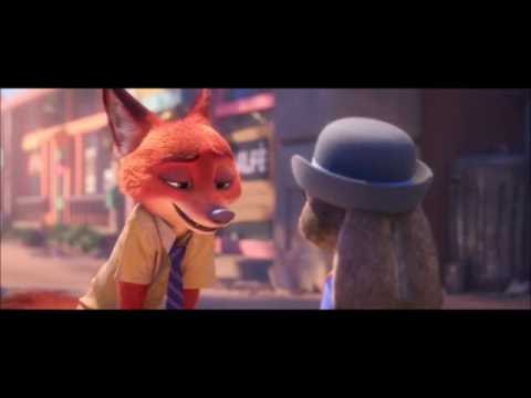 Zootopia: Nick Hustle to Judy. HD