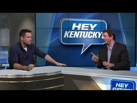 Josh Hopkins Full  on Hey Kentucky
