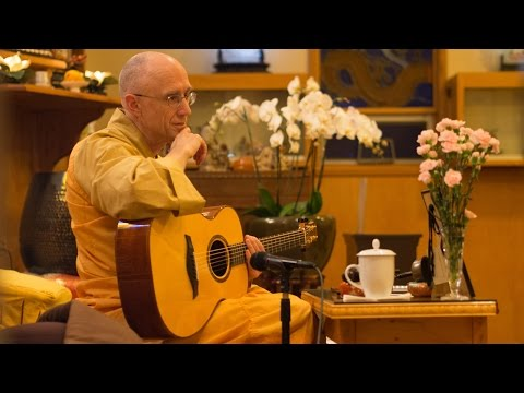 Avatamsaka Sutra lecture at Berkeley Buddhist Monastery, 2 July 2016