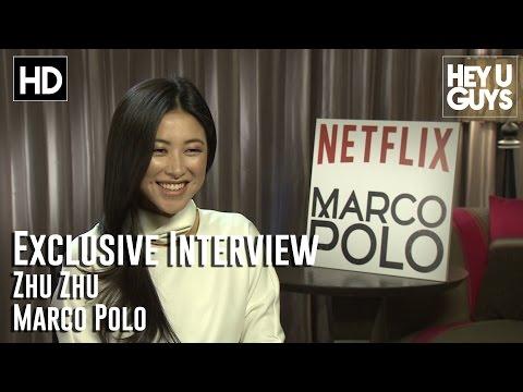 Zhu Zhu Interview - Marco Polo