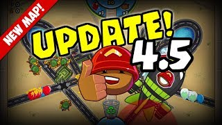 NEW UPDATE 4.5! New Map, Hold to Send