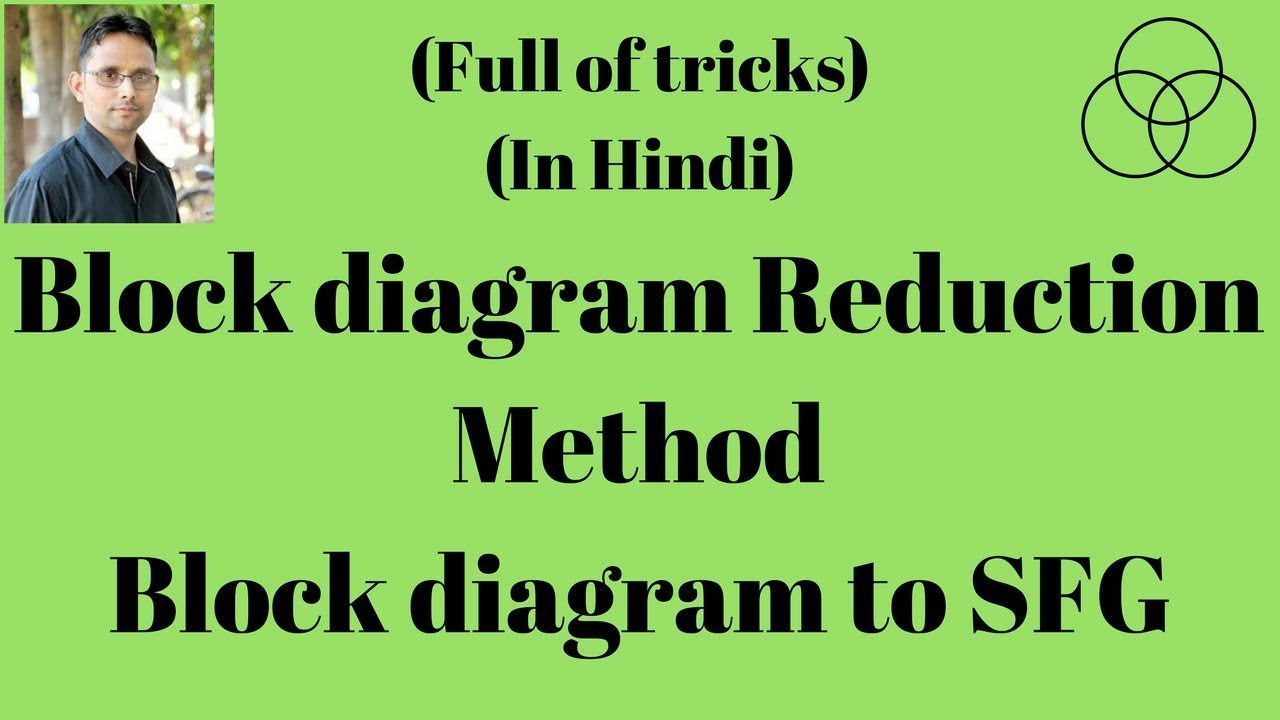 Block Diagram To Signal Flow Graph Control System Lecture 3 By Reduction Of Diagrams In Systems Sahav Singh Yadav