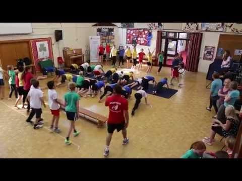 Sports for Schools Visits Jan / Feb 2018