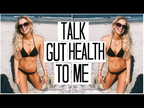 The SECRET to Being Healthy | How to Get a Healthy Gut | What I Eat in a Day