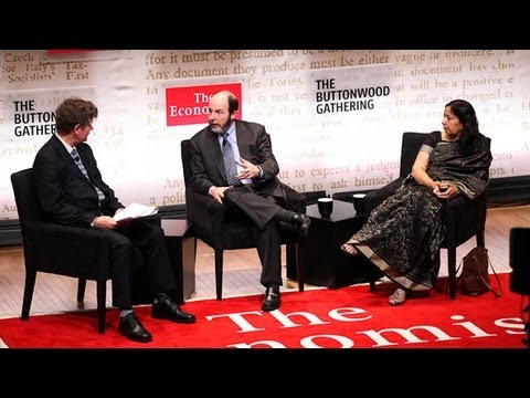 Arminio Fraga and Shikha Sharma: Brazil, India, and beyond