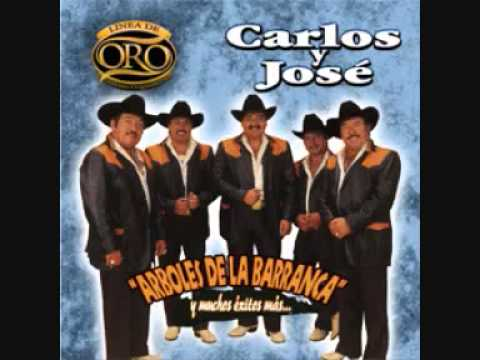 ARBOLES DE LA BARRANCA  CARLOS Y JOSE