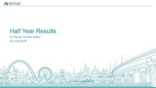 Miton Group (MGR) H1 results summary - September 2018