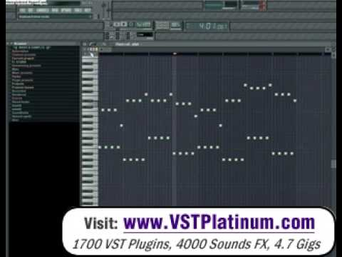 Fruity Loops Tutorials How To Create A Song For Beginners Fl