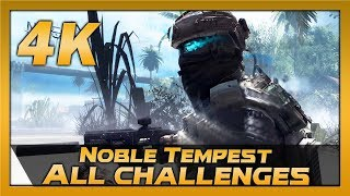 Ghost Recon: Future Soldier (PC)   4K 60fps   Mission 3 Noble Tempest   All Challenges Walkthrough