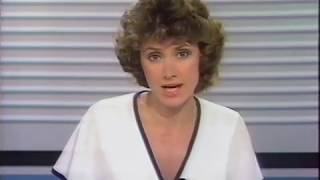 BBC1: Grandstand outro / Evening News / Today's Sport (partial) - Saturday 17th July 1982