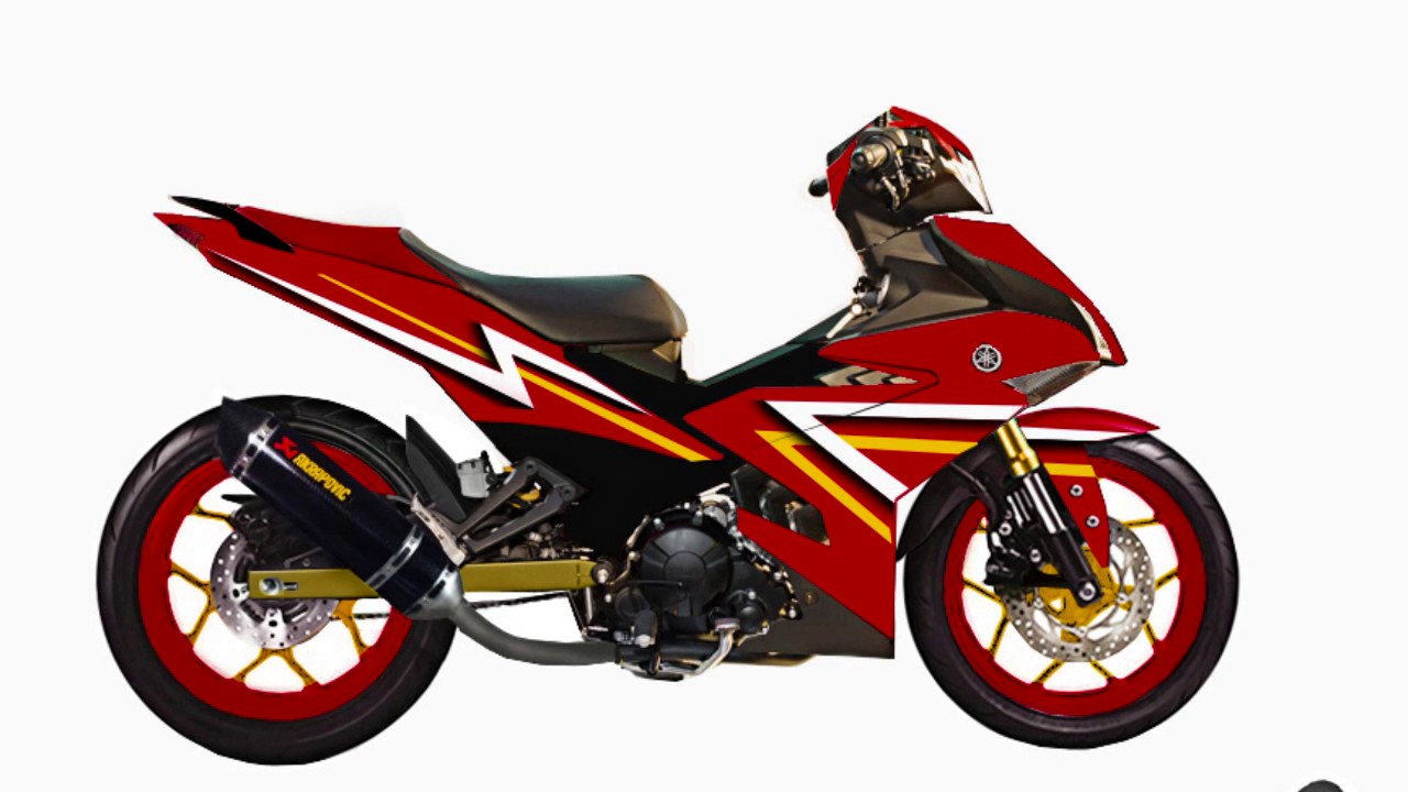 Download koleksi 97 modifikasi stiker jupiter mx king terunik