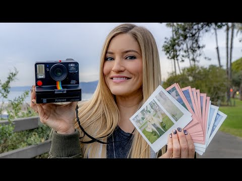 Polaroid Originals OneStep+ Camera! Buying things from Instagram Ads!