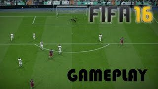 FIFA 16 Gameplay | Barcelona Vs Borussia Mönchengladbach | Highlights| HD (PC)