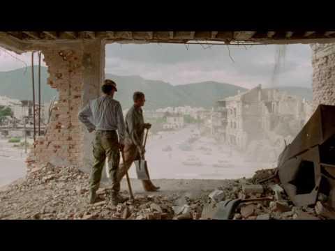 THE YEAR AFTER DAYTON (Nikolaus Geyrhalter 1997) Trailer with English subtitles