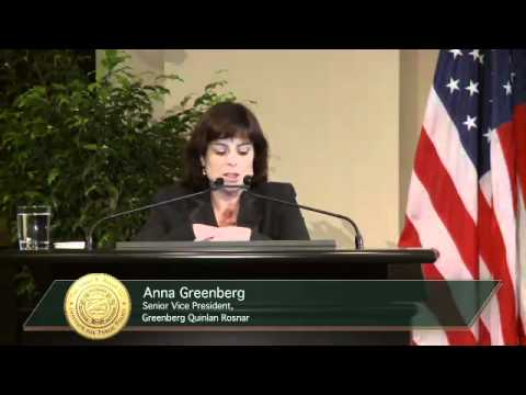 Religion in the 2012 Elections: Religion: Abortion and Gay Rights with Anna Greenberg