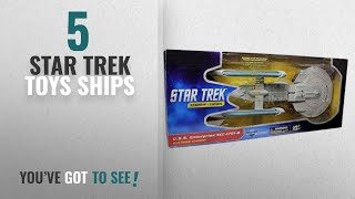 Top 10 Star Trek Toys Ships [2018]: Diamond Select Toys Star Trek Electronic Enterprise B Ship
