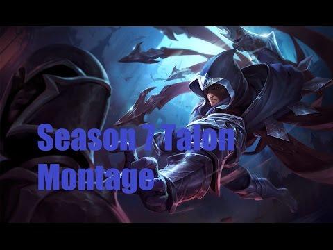 EPIC TALON KILL MONTAGE! SEASON 7