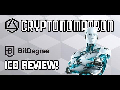 BITDEGREE ICO Review! Blockchain Powered Online Education Platform! BDG